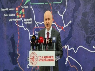 Başakşehir-Kayaşehir metro hattı yıl sonunda açılıyor