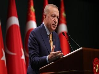 Cumhurbaşkanı Erdoğan: Kademeli normalleşme başlıyor