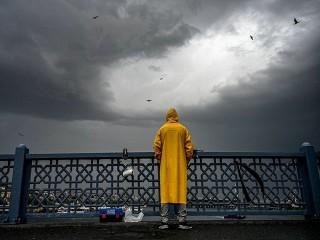 Meteoroloji'den İstanbul için sarı uyarı geldi