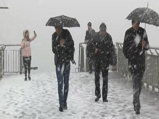 AKOM'dan İstanbul'a Sibirya soğuğu ve kar yağışı uyarısı