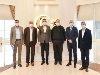 Bulgaristan Konsolosundan Başkan Bozkurt'a ziyaret