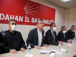 CHP'li Özel: CHP, herhangi bir ittifaka mecbur bir parti değil