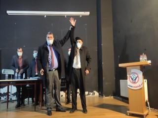 Efrail Çifçi koltuğu kaptırmadı, Hanplus'a tekrar başkan seçildi