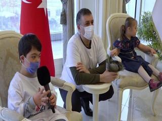 Esenyurt Belediyesi Özel Misafirlerini Ağırladı
