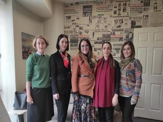 Esenyurt Belediyesi'nin Kadın Meclis Üyeleri gazetemize konuk oldu