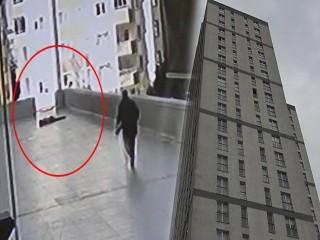 Esenyurt'ta 12'nci kattan düşen 16 yaşındaki genç hayatını kaybetti
