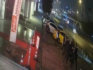 Esenyurt'ta yaşanan silahlı çatışmanın görüntüleri ortaya çıktı