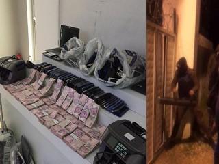 Silivri'de kripto para operasyonu: 119 Çinli gözaltına alındı