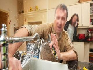 Esenyurt'ta bir eve gelen tesisatçı sapık çıktı!.