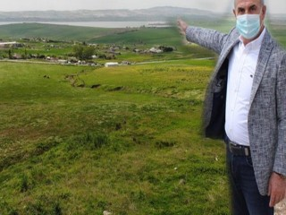 Büyükçekmece'de çivi bile çakılmayan göl havzasını imarlı arazi diye satıyorlar!