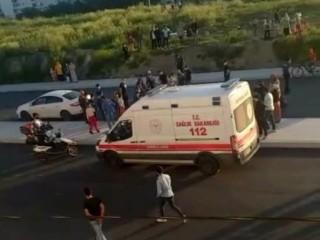 Esenyurt'ta 11 yaşındaki çocuğa otomobil çarptı