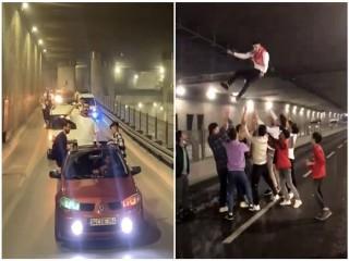 Esenyurt'ta tünel kapatmışlardı yakalandılar!