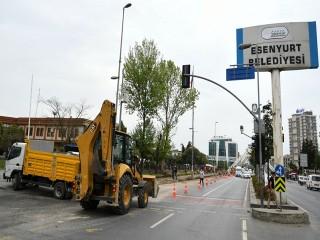 Esenyurt'un Trafik Sorunu Çözülüyor