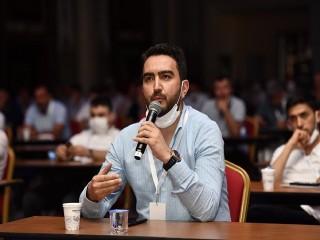 Zirve 2021 Bilişim Fuarında Ardahan'ı M. Suat Işıklı Temsil etti
