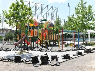 Esenyurt Belediyesi, İncirtepe Parkı'nı yeniliyor