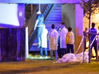 Esenyurt'ta bir kişi Köprünün korkuluklarına asılı halde bulundu