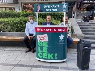 Gelecek Partisi Esenyurt İlçe Başkanı Karatay: 'Bu Ülke İçin Derdimizi Anlatıyoruz'