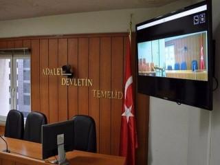 Türkiye genelinde 738 mahkemede e-duruşma uygulanıyor