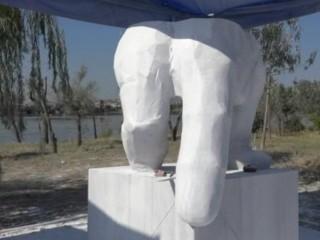 Büyükçekmece Belediyesi'nden heykel sempozyumu