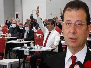 İmamoğlu'nun veto ettiği teklifler, meclis gündeminde tekrar kabul edildi