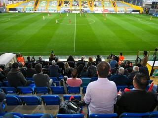 Türkiye A Milli Kadın Futbol Takımı Esenyurt'tan galip ayrıldı