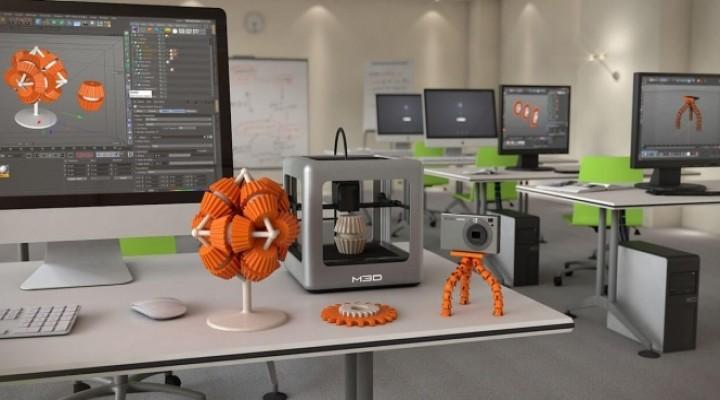 3D sanayi devrimi gerçekleşiyor