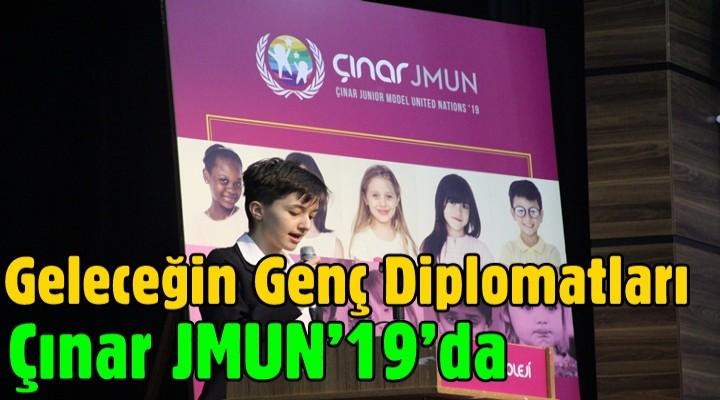 Geleceğin Genç Diplomatları Çınar JMUN'19'da