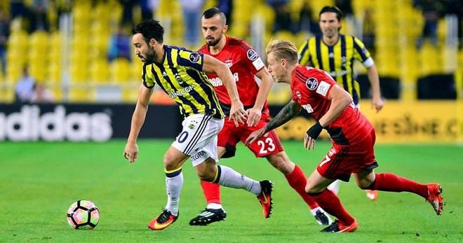 Fenerbahçe Gaziantepspor'u mağlup etti