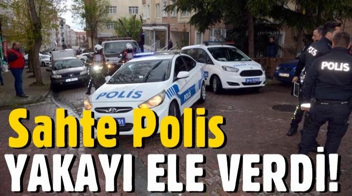 Sahte Polis Yakayı Ele Verdi!