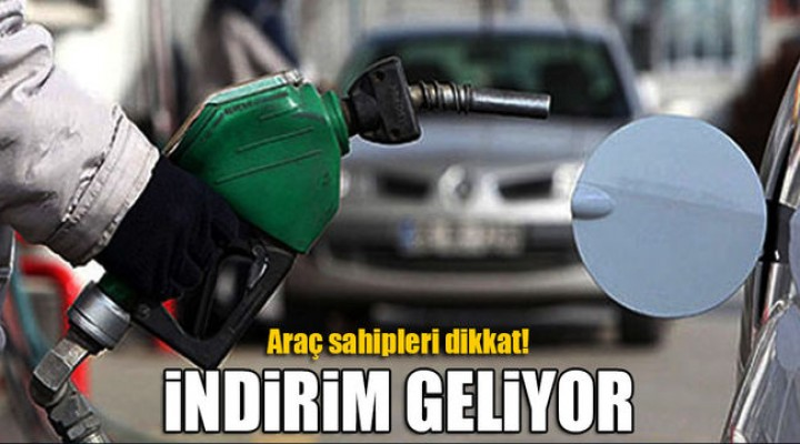 Benzin fiyatına indirim bekleniyor