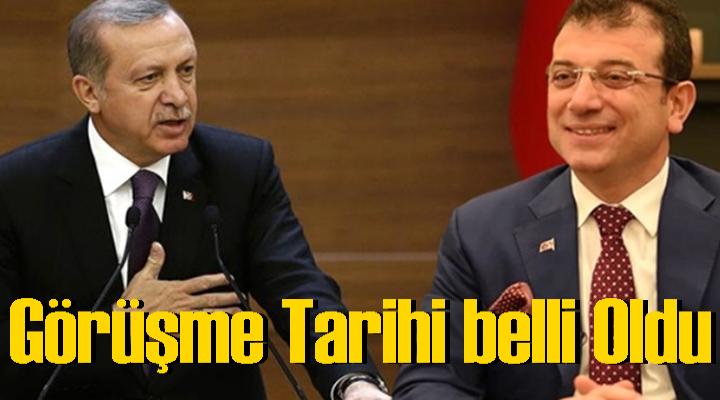 Erdoğan, İmamoğlu ile yarın görüşecek