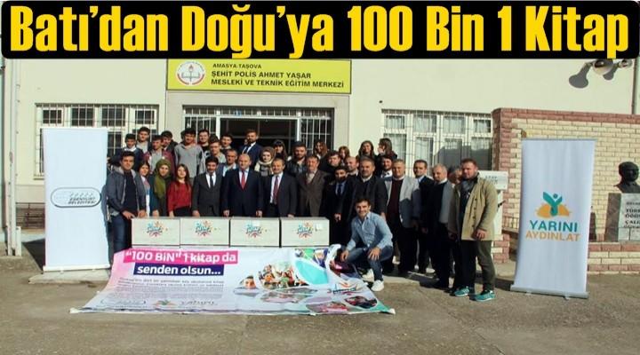 Batı'dan Doğu'ya 100 Bin 1 Kitap