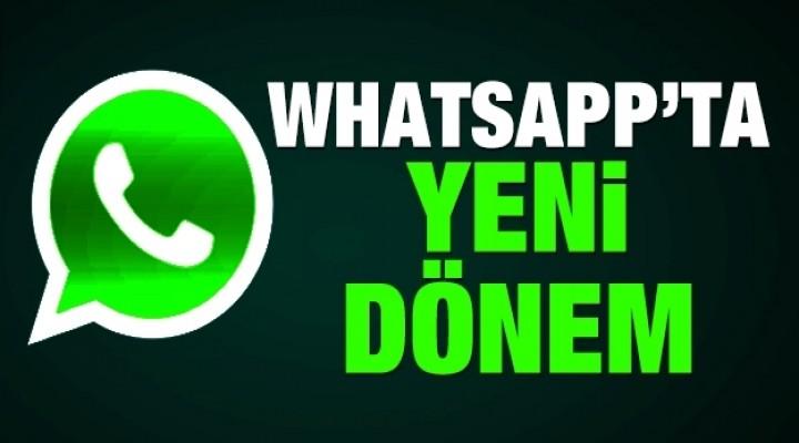 WhatsApp Kullanıcıyı uyaracak