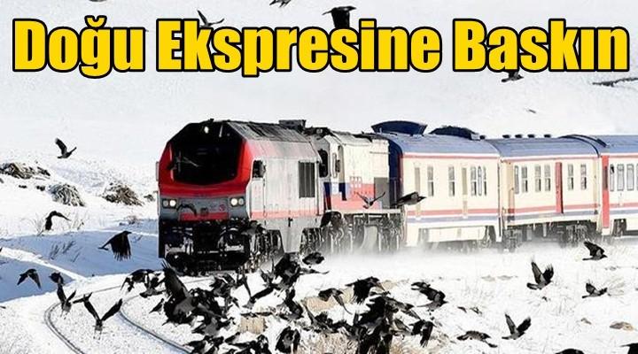 Doğu Ekspresine Baskın