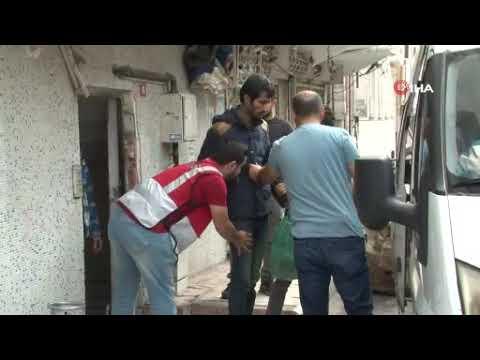 Esenyurt'ta Bir Dairede 25 Göçmen Yakalandı