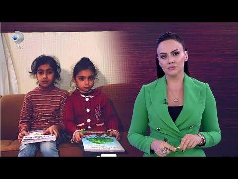 Esenyurt'ta Okula Gitmek İsteyen 2 Kız Kardeş Yağmur ve Beritan'ın Feryadı!