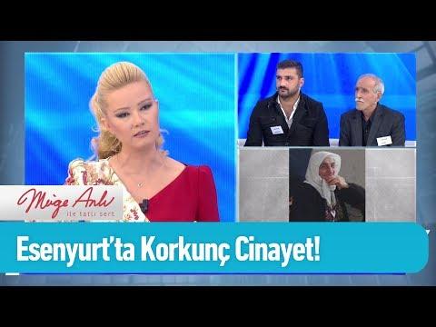 Esenyurt'ta korkunç cinayet! - Müge Anlı ile Tatlı Sert 10 Ekim 2019
