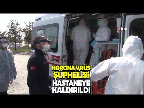 Esenyurt'ta Polisin Çevirdiği Motosikletten Koronavirüs Şüphelisi Çıktı